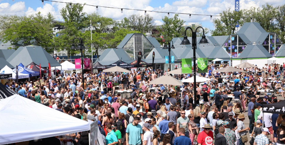 HotBox Cafe is bringing a cannabis smoking patio to the Ontario Craft Beer Festival